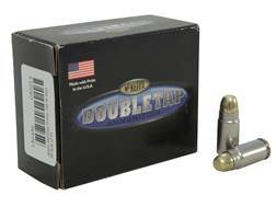Doubletap Ammunition 9x25mm Dillon 125 Grain Full Metal Jacket Flat Point Box of 20