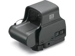 EOTech EXPS2-2 Holographic Weapon Sight 68 MOA Circle with (2) 1 MOA Dots Reticle Matte CR123 Bat...
