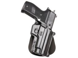 Fobus Paddle Holster Right Hand Sig Sauer Mosquito Polymer Black