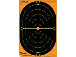 "Caldwell Orange Peel Target 12""x18"" Self-Adhesive Silhouette"