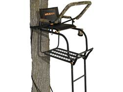 Muddy Outdoors The Nova 16' Single Ladder Treestand Steel Black