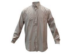 Beretta Men's V-2 Tech Shooting Shirt Long Sleeve Polyester Ripstop