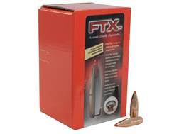 Hornady FTX Bullets 308 Marlin Express (308 Diameter) 160 Grain Flex Tip eXpanding Box of 100