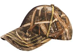 Hard Core Men's Jump Shooter Cap Cotton Realtree Max-5 Camo