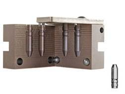 Saeco 2-Cavity Bullet Mold #301 30 Caliber (309 Diameter) 196 Grain Truncated Cone Gas Check