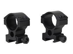 Counter Sniper 30mm Tactical Picatinny-Style Rings Matte Medium