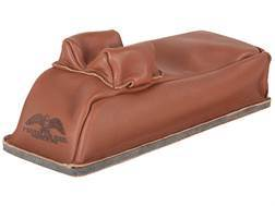 Protektor Bunny Ear Loaf Rear Shooting Rest Bag Leather Tan Unfilled