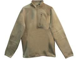 Under Armour Men's UA Tac ColdGear Infrared 1/4 Zip Jacket Polyester Desert Sand Large