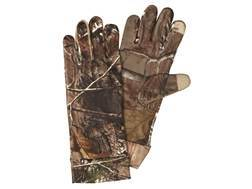 Hunter's Specialties Bite Grip Tech Spandex Gloves Polyester Realtree Xtra Camo