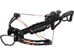 Bear Archery Fortus Crossbow Package with Scope Black