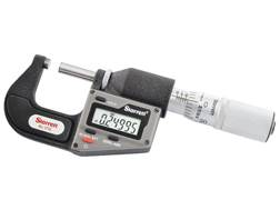 Starrett Electronic Micrometer 1""