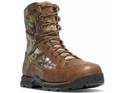 "Danner Pronghorn 8"" Waterproof Uninsulated Hunting Boots Leather and Nylon Realtree Xtra Green Men's"