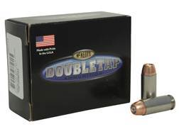 Doubletap Ammunition 10mm Auto 155 Grain Bonded Defense Jacketed Hollow Point Box of 20