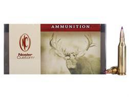 Nosler Custom Ammunition 243 Winchester 90 Grain Ballistic Tip Box of 20
