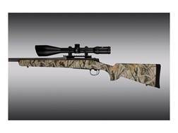 Hogue Rubber OverMolded Rifle Stock Remington 700 BDL Short Action Factory Barrel Channel Pillar Bed Synthetic Versatile Camo