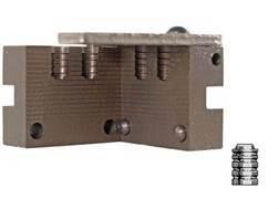 Saeco 2-Cavity Bullet Mold #323 32 Caliber (313 Diameter) 95 Grain Wadcutter