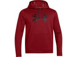 Under Armour Men's Storm Antler Hooded Sweatshirt Polyester