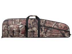 "MidwayUSA Tactical Rifle Gun Case 46"" with 6 Pockets PVC Coated Polyester Mossy Oak Break-Up Infinity Camo"