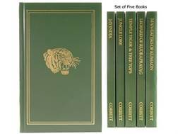 """The Jim Corbett Collection"" Books (5 Volumes, 6 Titles) by Jim Corbett"
