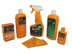 """Dead Down Wind """"It's Not Just Luck"""" Scent Elimination Kit"""