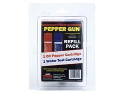 Mace Brand Dual Pack Mace Gun Refills Pepper Spray 28 Gram Aerosol Includes 1 OC Cartridge and 1 Practice Cartridge 10%OC