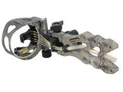"Apex Gear GameChanger 5-Pin Bow Sight .019"" Diameter Pins Realtree Xtra Camo"