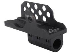 Midwest Industries Mini Red Dot Sight Mount M14, M1A for Aimpoint Micro, Vortex Sparc or Primary Arms Micro Dot Optic Aluminum Black
