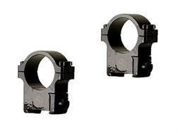 "CZ 1"" Ring Mounts CZ 550 (19mm Dovetail) Gloss Medium"