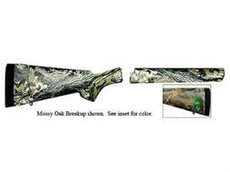 Bell and Carlson Carbelite Classic 2-Piece Rifle Stock Remington 7400, Model 4, 742 Realtree Hardwoods Green Camo