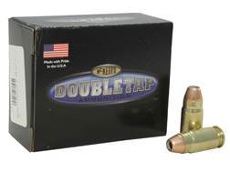 Doubletap Ammunition 40 Super 180 Grain Nosler Jacketed Hollow Point Box of 20