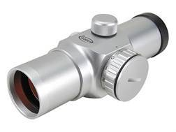 ADCO Alpha Red Dot Sight 30mm Tube 1x 1.5 MOA Dot Silver