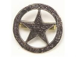 Collector's Armoury Replica Old West Antique Texas Ranger Badge