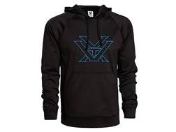 Vortex Optics Men's Performance Logo Hoodie Polyester Black