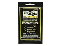 Mil-Comm TW25B Gun Grease Firearm Wipes Package of 5
