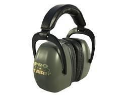 Pro Ears Ultra Pro Earmuffs (NRR 30 dB) Green
