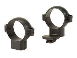 "Leupold 1"" Standard Rings Extended Front Matte High"