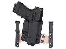Comp-Tac CTAC Inside the Waistband Holster Right Hand Springfield XD 9mm Luger, 40 S&W Kydex Black