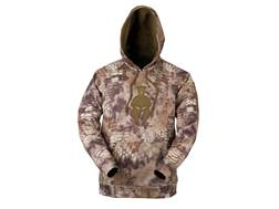 Kryptek Men's Tartaros Hooded Sweatshirt Polyester and Spandex
