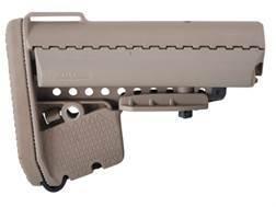 Vltor EMOD Basic Buttstock Commercial Diameter Collapsible AR-15, LR-308 Carbine Synthetic Flat Dark Earth