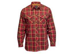 5.11 Flannel Shirt Long Sleeve Cotton Twill