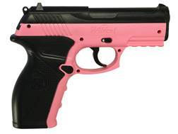 Crosman Eva Shockey P10 Wildcat Air Pistol 177 Caliber Pink and Black