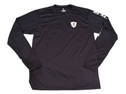 Browning Black Label Performance T-Shirt Long Sleeve Polyester Black XL