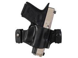 Galco M7X Matrix Belt Slide Holster Left Hand Glock 17, 19, 22, 23, 26, 27, 31, 32, 33, 34, 35 Polymer Black