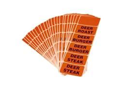 LEM Freezer Label Set