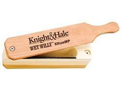 Knight & Hale Wet Willy Waterproof Box Turkey Call