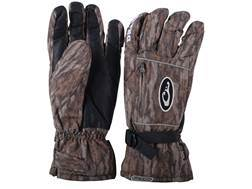 Drake LST Refuge GORE-TEX Waterproof Insulated Gloves Polyester Mossy Oak Bottomland Camo XL