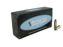 Doubletap Ammunition 41 Remington Magnum 170 Grain Sierra Jacketed Hollow Point Box of 50