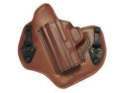 Bianchi Allusion Series 135 Suppression Tuckable Inside the Waistband Holster Smith & Wesson M&P Shield Leather