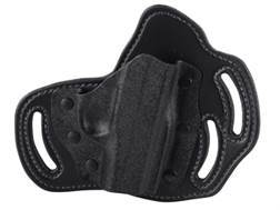 DeSantis Intimidator Belt Holster Right Hand Ruger LCP Kydex and Leather Black