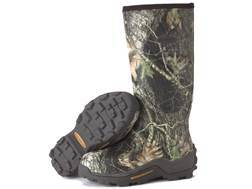 Muck Woody Armor Boots Rubber Mossy Oak Break-Up Camo Mens 5 - Blemished